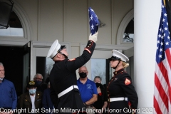 Last Salute Military Funeral Honor Guard
