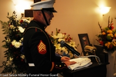 Last Salute Military Funeral Honor Guard Southern NJ