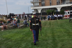 Galloway Patriot newspaper_Last Salute Military Funeral Honor Guard Atlantic City 9 11 Memorial Ceremony 2016DSC_0500