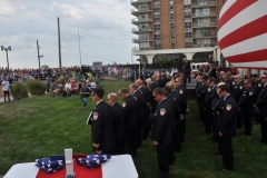 Galloway Patriot newspaper_Last Salute Military Funeral Honor Guard Atlantic City 9 11 Memorial Ceremony 2016DSC_0705