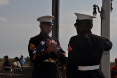 Galloway Patriot newspaper_Last Salute Military Funeral Honor Guard Atlantic City 9 11 Memorial Ceremony 2016DSC_10049